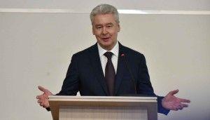 Собянин подписал Соглашение о сотрудничестве с Курской областью