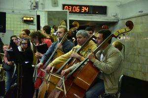 На «Маяковской» пройдет Живой концерт