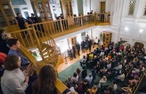 Встречи с писателями пройдут в столичных библиотеках. Фото: mos.ru