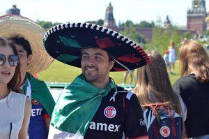Москвичей приглашают посетить праздник, посвященный Мексики в «Парке футбола». Фото: Анна Быкова, «Вечерняя Москва»