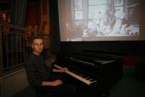Горожан пригласили послушать музыкальный концерт в библиотеку имени Алексея Боголюбова. Фото: Антон Гердо, «Вечерняя Москва»