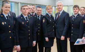 Примерно 20 новых отделений полиции появятся в столице. Фото: официальный сайт мэра Москвы
