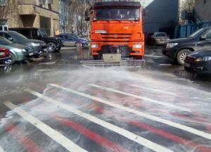 Весенний месячник по благоустройству и уборке проведут в Центральном округе. Фото: пресс-служба префектуры ЦАО
