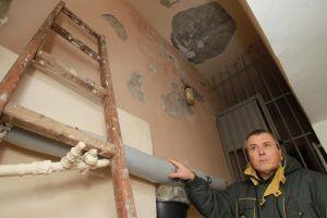 Чердаки и подвалы в 432 домах района проверили на соблюдение правил безопасности. Фото: Наталия Нечаева, «Вечерняя Москва»