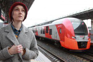 Платформу «Ленинградская» в 2018 году перенесли из-за интеграции с МЦК. Фото: Наталия Нечаева, «Вечерняя Москва»
