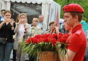 Жители района смогут поучаствовать в патриотической акции. Фото: Наталия, Нечаева, «Вечерняя Москва»