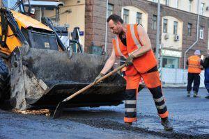 Дороги в районе отремонтировали. Фото: Пелагея Замятина