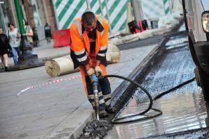 Улицы района перекроют для ремонтных работ. Фото: Пелагея Замятина