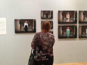 Горожан пригласили на открытие фотовыставки в «Зарядье». Фото: Анна Быкова