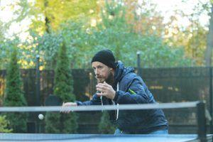 Занятие по настольному теннису пройдет для жителей района. Фото: Наталия Нечаева, «Вечерняя Москва»