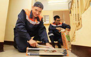 Специалисты запланировали провести работы по капитальному ремонту. Фото: Наталья Нечаева, «Вечерняя Москва»
