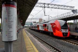 График движения поездов на Московском центральном кольце изменится. Фото: Пелагия Замятина, «Вечерняя Москва»
