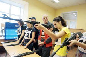 Москвичи смогут сдать нормативы «Готов к труду и обороне» в районе. Фото: архив, «Вечерняя Москва»