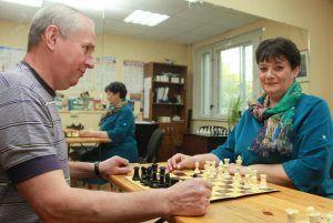 Турнир по шахматам организуют в районе. Фото: Наталия Нечаева, «Вечерняя Москва»