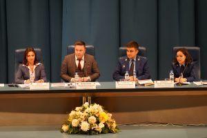 Семинар на тему противодействия коррупции прошел в Префектуре ЦАО. Фото: Денис Кондратьев