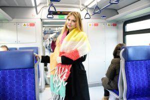 \Пассажиры МЦД смогут сэкономить на оплате проезда до 7 млрд рублей в год. Фото: Фото: архив, «Вечерняя Москва»