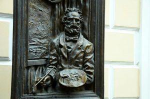Москвичи посмотрят концерт в библиотеке искусств имени Алексея Боголюбова. Фото: Анна Быкова