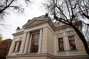 Концерт-спектакль состоится в библиотеке искусств имени Алексея Боголюбова. Фото: Анна Быкова