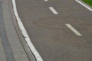 Дороги отремонтировали по двум адресам района. Фото: Анна Быкова