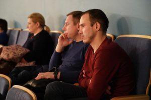 Встреча с психологом прошла в центре соцобслуживания района. Фото: Денис Кондратьев