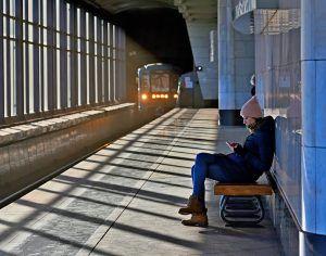 Столичные пассажиры стали чаще использовать приложение «Метро Москвы».Фото: архив, «Вечерняя Москва»