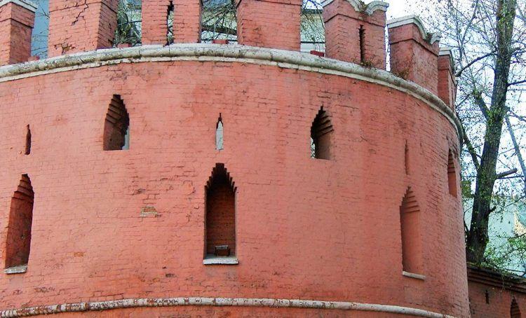 Работы по реставрации Китайгородской стены осуществят в районе