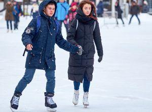 Москвичи выбрали зимнюю программу развлечений в саду «Эрмитаж». Фото: сайт мэра Москвы