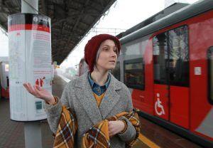 Количество пассажиров на МЦК в новогодние праздники выросло на 1,7 миллиона человек. Фото: Наталия Нечаева, «Вечерняя Москва»