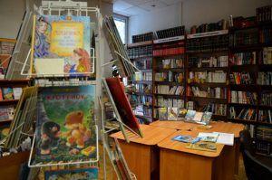 Лекцию на иностранном языке организуют в библиотеке имени Антона Чехова. Фото: Анна Быкова