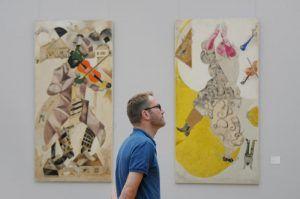 Москвичи смогут посетить выставку в Музее декоративного искусства. Фото: Светлана Колоскова, «Вечерняя Москва»