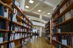 Творческий вечер проведут в библиотеке имени Антона Чехова. Фото: Денис Кондратьев