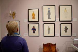 Москвичи смогут посетить выставку в Музее декоративного искусства. Фото: Анна Быкова