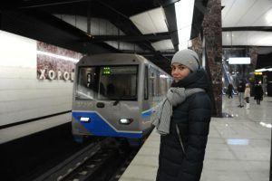 Около трех тысяч вагонов с системой обеззараживания воздуха курсируют в столичном метро. Фото: Светлана Колоскова, «Вечерняя Москва»