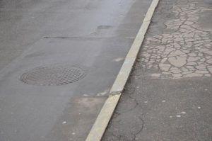 Асфальт отремонтировали по восьми адресам района. Фото: Анна Быкова