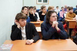 ы Великой Отечественной войны провели уроки мужества для учеников школы №1501. Фото: Денис Кондратьев