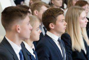 Мероприятие ко Дню студента прошло в Химико-Технологическом университете. Фото: сайт мэра Москвы