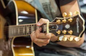 Москвичи смогут послушать концерт гитарной музыки в библиотеке искусств имени Алексея Боголюбова. Фото: сайт мэра Москвы