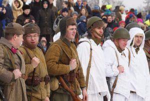 Интерактивный военный музей заработал на Пушкинской площади. Фото: сайт мэра Москвы