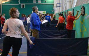 Турнир по дартсу состоится в спортивном комплексе «Щемиловский». Фото: архив, «Вечерняя Москва»