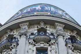 Гостиница «Националь» стала одной из точек виртуального тура на портале «Узнай Москву». Фото: сайт мэра Москвы