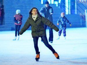Жителей района пригласили на интересную встречу на льду. Фото: Антон Гердо, «Вечерняя Москва»