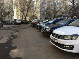 Дворовые территории благоустроят на улице Лесная. Фото: Анна Быкова