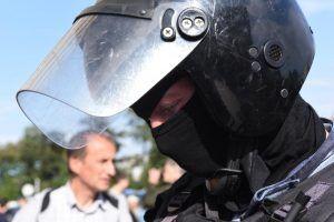 держали подозреваемую в краже. Фото: Пелагия Замятина, «Вечерняя Москва»