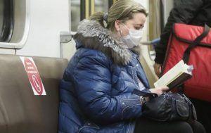 Москвичам рассказали об использовании медицинских масок. Фото: Антон Гердо, «Вечерняя Москвы»