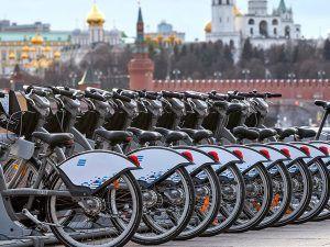 Городской велопрокат 1 июня заработает в полном объеме. Фото: сайт мэра Москвы