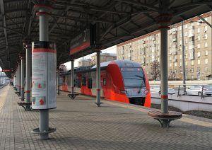 Санитайзеры появятся на станциях Московского центрального кольца и метро. Фото: Анна Быкова