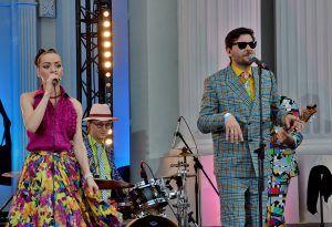 Онлайн-концерт проведут сотрудники Центра «Новослободский». Фото: Анна Быкова