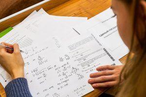 Экзамены для выпускников школ Москвы начнутся в июле. Фото: сайт мэра Москвы