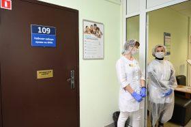 Иммунитет к коронавирусу формируется у 21,7% москвичей. Фото: Алексей Орлов, «Вечерняя Москва»