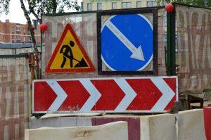 Ямочный ремонт асфальтового покрытия провели в районе. Фото: Анна Быкова